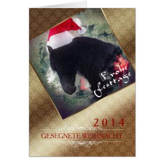 La navidad 1 - Tarjeta de notificación