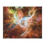 La nebulosa 30 Doradus NGC 2070 del Tarantula Lona Envuelta Para Galerias
