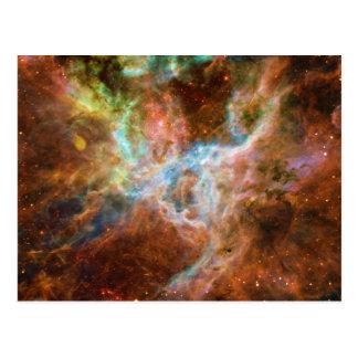 La nebulosa 30 Doradus NGC 2070 del Tarantula Tarjetas Postales