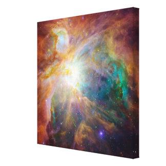 La nebulosa 3 de Orión Impresión En Lienzo