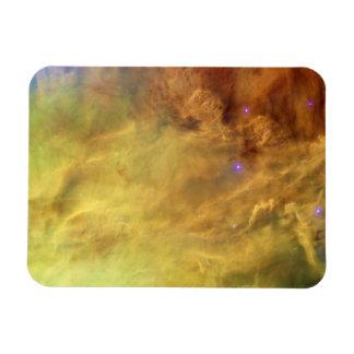 La nebulosa 8 M8 más sucios NGC 6523 de la laguna Iman