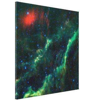 La nebulosa de California Impresión En Lona Estirada