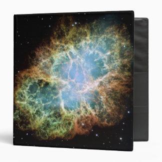 """La nebulosa de cangrejo carpeta 1 1/2"""""""