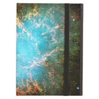 La nebulosa de cangrejo en el tauro - universo