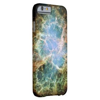 La nebulosa de cangrejo funda barely there iPhone 6