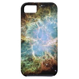La nebulosa de cangrejo funda para iPhone SE/5/5s