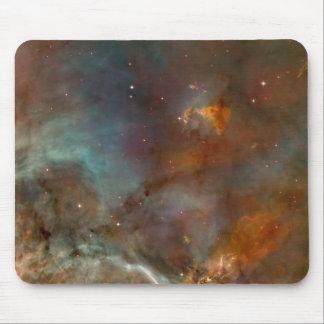 La nebulosa de Carina Alfombrillas De Ratones