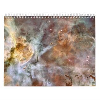 La nebulosa de Carina: Nacimiento de la estrella Calendarios