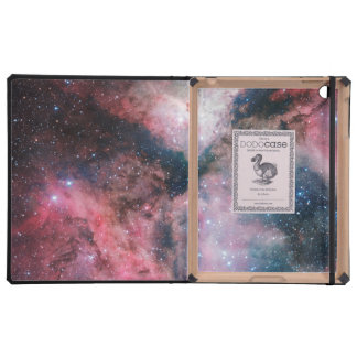 La nebulosa de Carina reflejada por la encuesta iPad Protector
