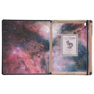 La nebulosa de Carina reflejada por la encuesta iPad Carcasas
