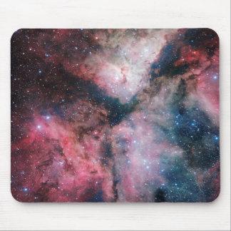 La nebulosa de Carina reflejada por la encuesta Tapetes De Ratones