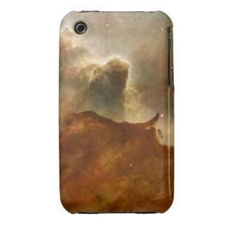 La nebulosa de Carina se nubla la caja del iPhone Funda Bareyly There Para iPhone 3 De Case-Mate