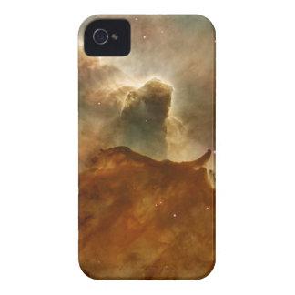 La nebulosa de Carina se nubla la caja intrépida Carcasa Para iPhone 4 De Case-Mate
