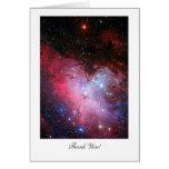 La nebulosa de Eagle, 16 más sucios, decir le agra Tarjeton