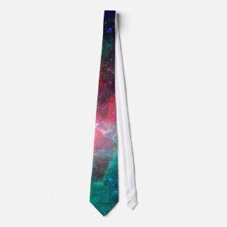 La nebulosa de Eagle en infrarrojo Corbatas Personalizadas
