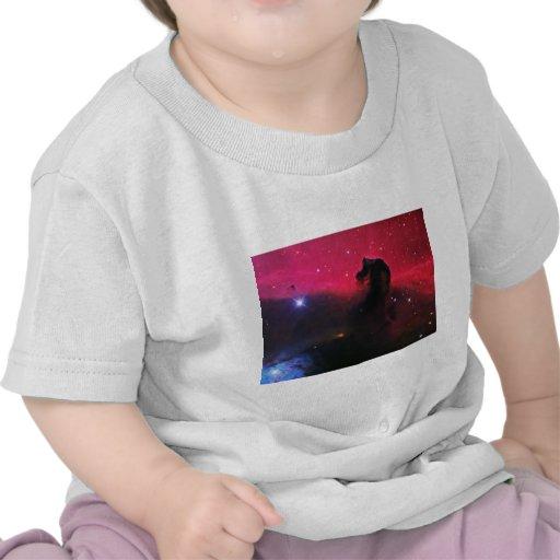 La nebulosa de Horsehead Camiseta