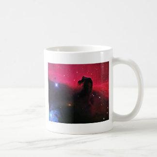 La nebulosa de Horsehead Taza