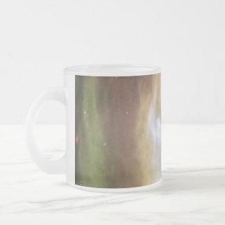 La nebulosa de la cabeza del fantasma tazas de café
