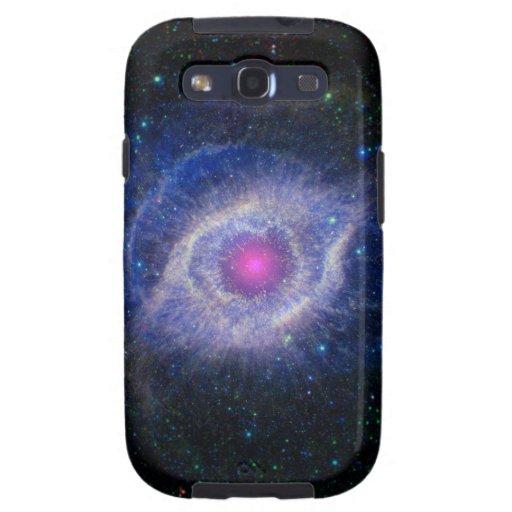 La nebulosa de la hélice carcasa para galaxy SIII