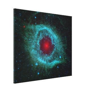 La nebulosa de la hélice lona estirada galerías