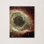 La nebulosa de la hélice rompecabeza con fotos