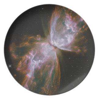 La nebulosa de la mariposa platos