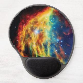 La nebulosa de la medusa alfombrilla gel