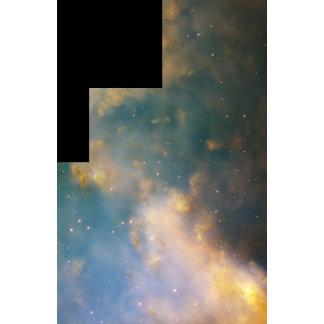 La nebulosa de la pesa de gimnasia M27