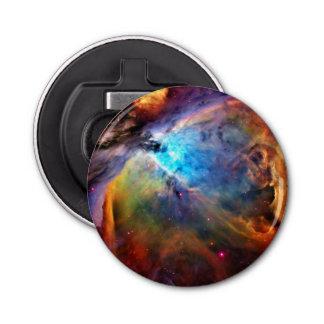 La nebulosa de Orión Abrebotellas Redondo