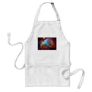 La nebulosa de Orión Delantal
