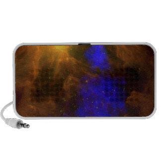 La nebulosa de Orión en el infrarrojo Mp3 Altavoces
