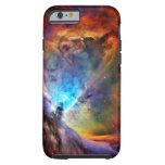 La nebulosa de Orión Funda De iPhone 6 Tough