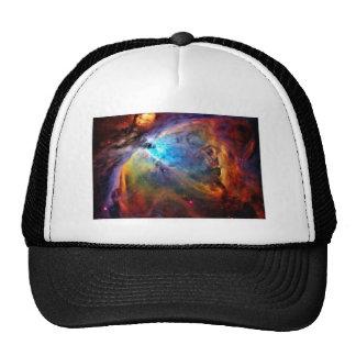 La nebulosa de Orión Gorra