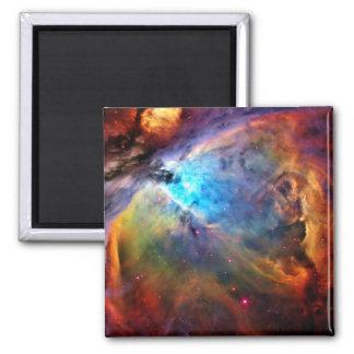 La nebulosa de Orión Imán Cuadrado