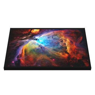 La nebulosa de Orión Impresiones De Lienzo