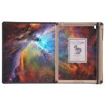La nebulosa de Orión iPad Funda