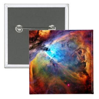 La nebulosa de Orión Pin Cuadrado