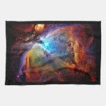 La nebulosa de Orión Toallas De Cocina
