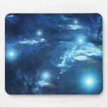 La nebulosa de Poseidon Tapete De Ratones