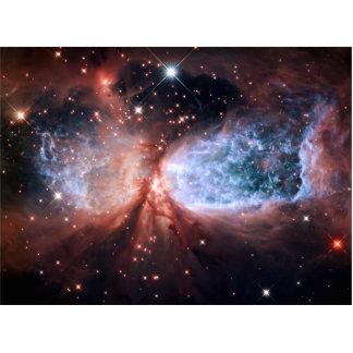 La nebulosa de Sharpless 2-106 protagoniza el espa Fotoescultura Vertical