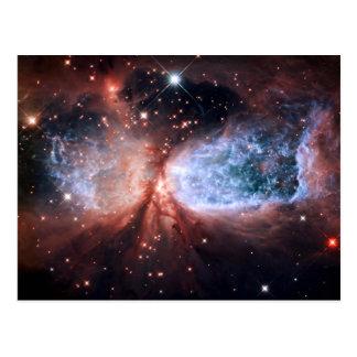 La nebulosa de Sharpless 2-106 protagoniza el Postales