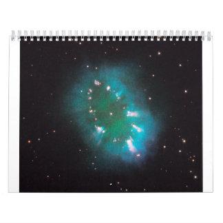 La nebulosa del collar calendario