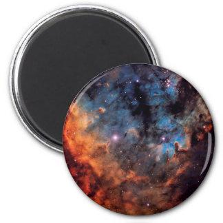 La nebulosa del diablo imán redondo 5 cm