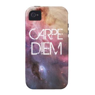 La nebulosa del diem de Carpe protagoniza el espac Case-Mate iPhone 4 Funda
