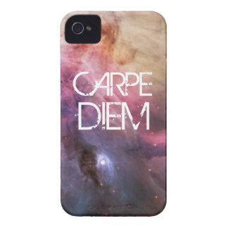 La nebulosa del diem de Carpe protagoniza el espac iPhone 4 Case-Mate Carcasas