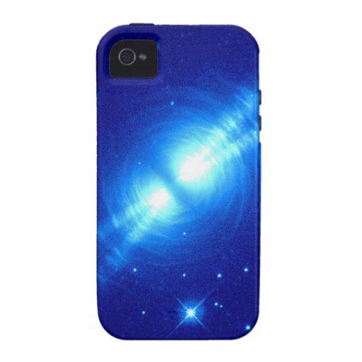 La nebulosa del huevo iPhone 4/4S carcasas