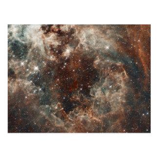 La nebulosa del Tarantula en la nube de Magellanic Tarjetas Postales