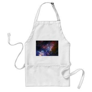 La nebulosa NGC 3372 de Eta Carina de la nebulosa Delantales
