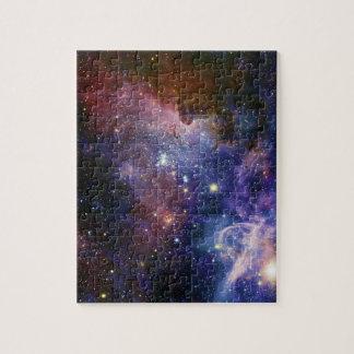 La nebulosa NGC 3372 de Eta Carina de la nebulosa  Puzzle