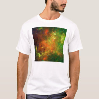 La nebulosa NGC 7000 Caldwell 20 de Norteamérica Playera